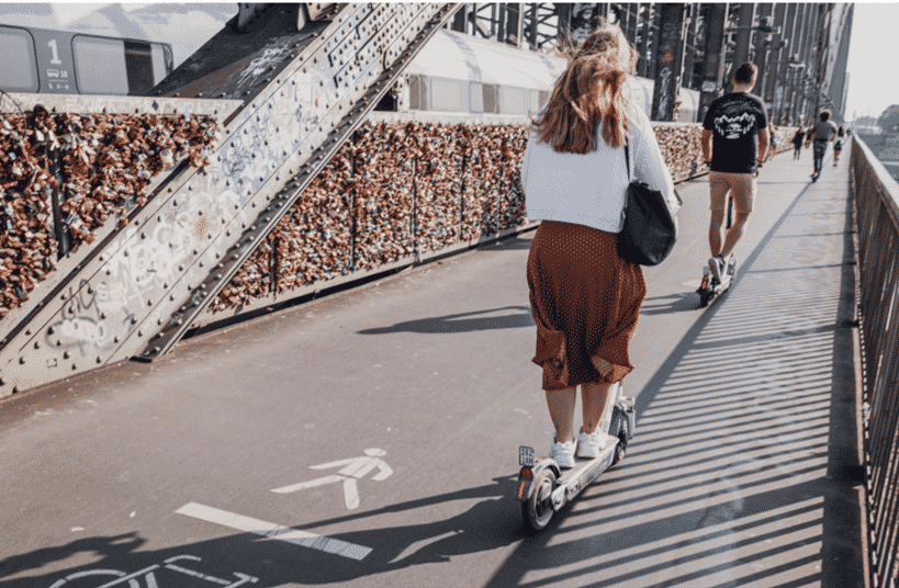 European Shared Micromobility in the Face of a Pandemic – White Paper