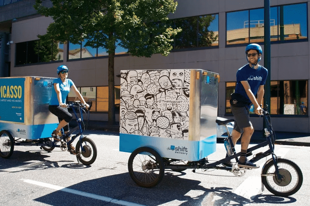 The Business Case For Cargo Bikes