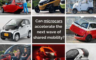 Micro(car)mobility: Can 'Microcars' Accelerate the Next Wave of Shared Mobility?