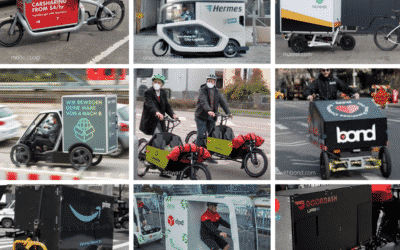 Can Shared Mobility Bridge the 'Last-mile' in the Delivery Business?