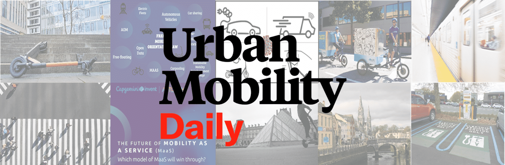Top 10 Urban Mobility daily articles 2020