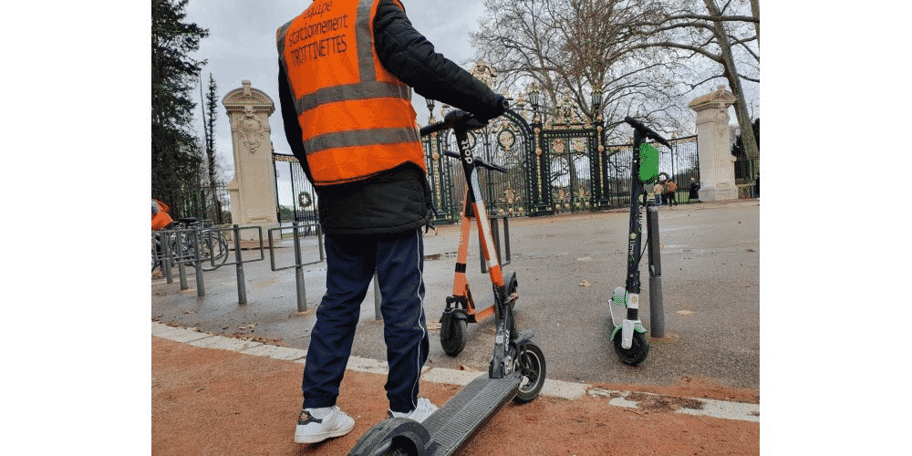 shared mobility lyon