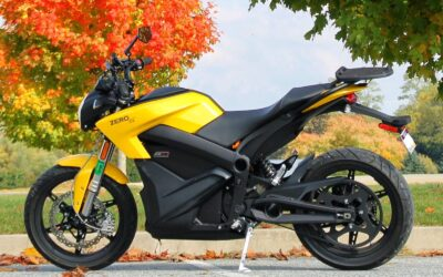 Going Full Electric: The e-Motorcycle Experience