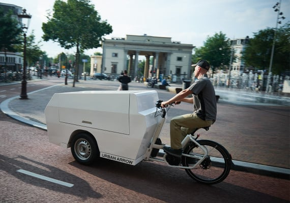 The Business of Mobility: Urban Arrow Mixing Business and Pleasure