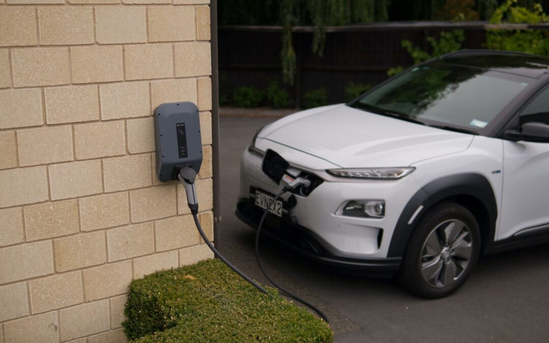 The Skeuomorphism in the EV Charging Scheme