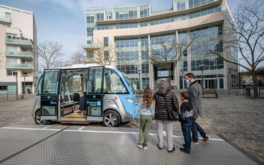 The Business of Mobility: The Future of the Autonomous Shuttle