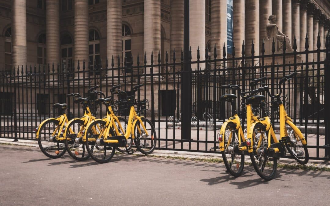 Shared Mobility in 2020: Five Trends and Predictions in the Ecosystem