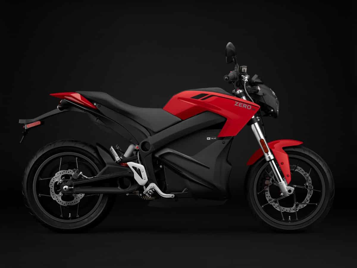 electric motorcycle Zero