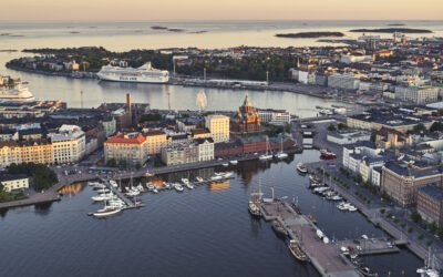 The Business of Mobility: Helsinki Leads the Way in Urban Mobility
