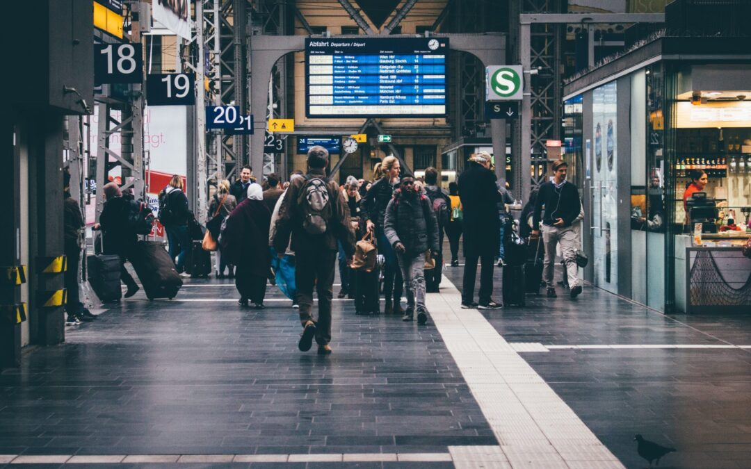 The Business of Mobility: Using APC to Improve Public Transport