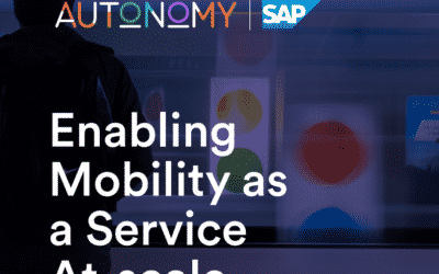 Enabling Mobility-as-a-Service At-Scale