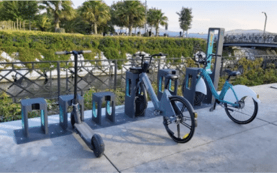 Infrastructure as-a-service (IaaS): Filling the Gaps in the Micromobility Industry
