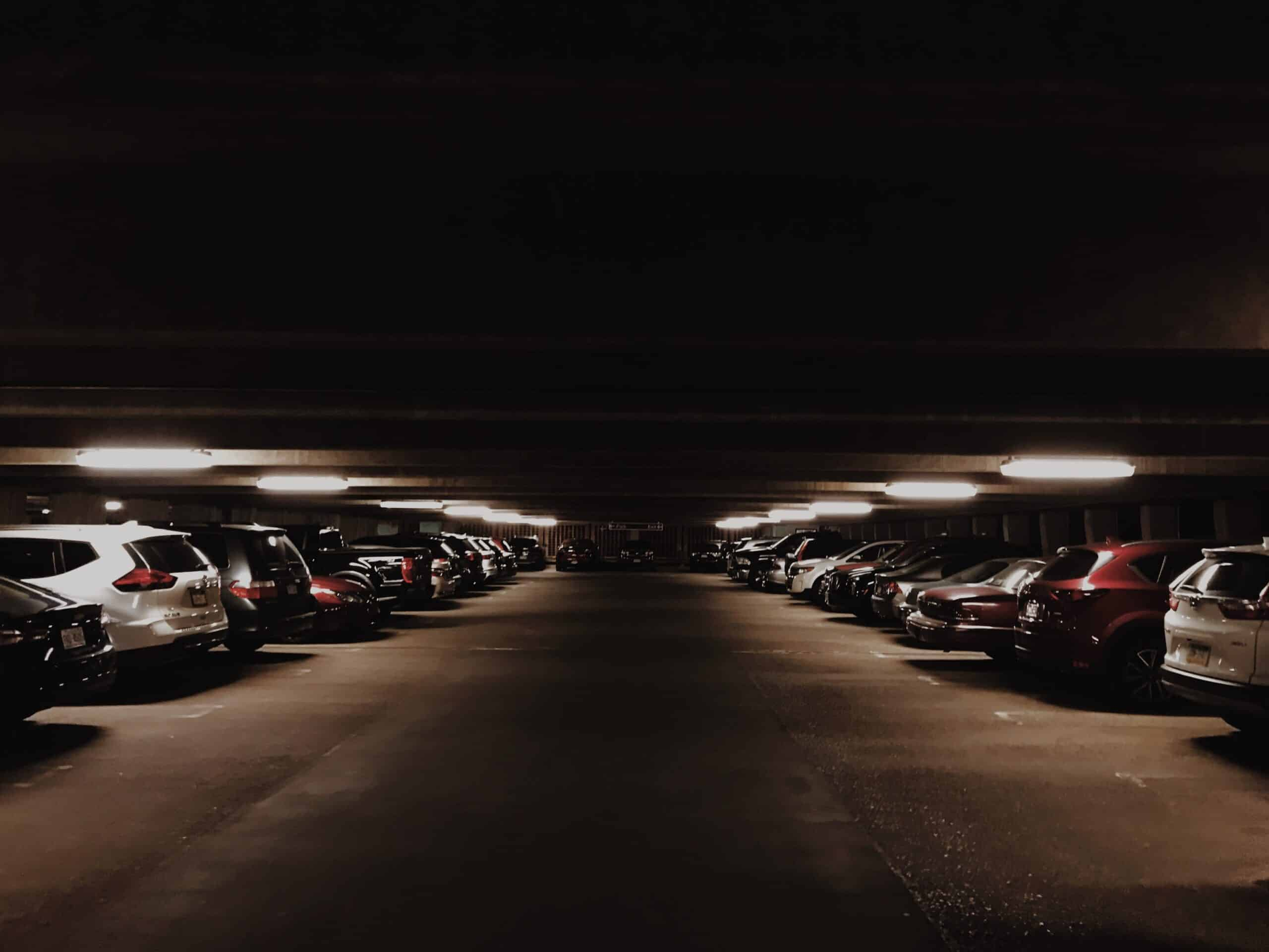 yespark parking lot