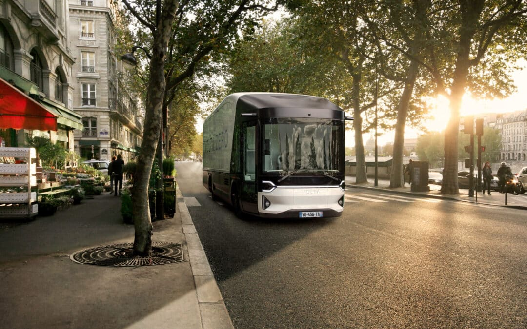The Business of Mobility: Designed for Electrification