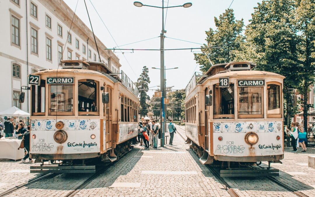 What other cities can learn from Porto's tourism transit